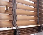 Jaluzele din lemn