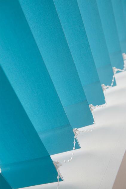 Jaluzele verticale din material textil